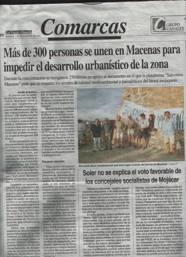 Fiesta Macenas