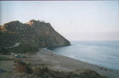 Playa del elefante